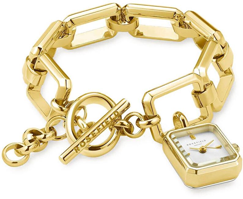 Rosefield Náramkové hodinky The Octagon SWGSG-O52