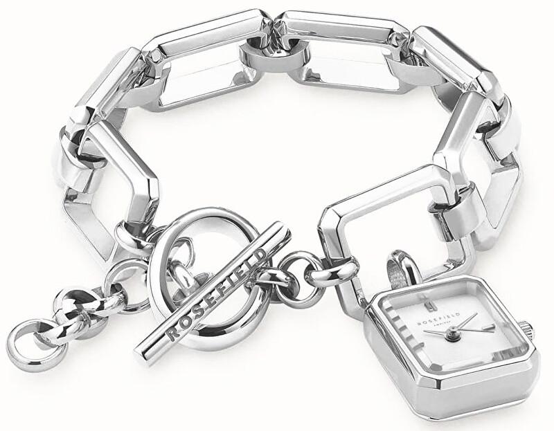 Rosefield Náramkové hodinky The Octagon SWSSS-O53