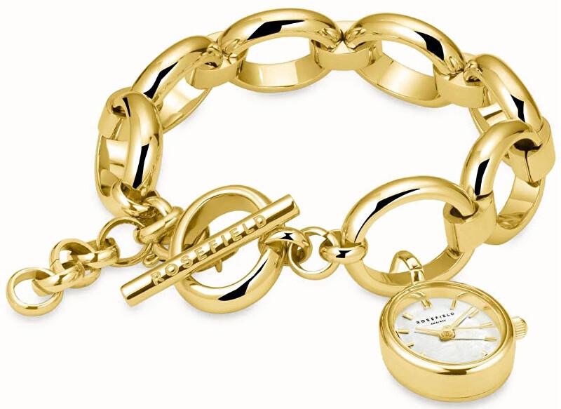 Rosefield Náramkové hodinky The Oval SWGSG-OV13