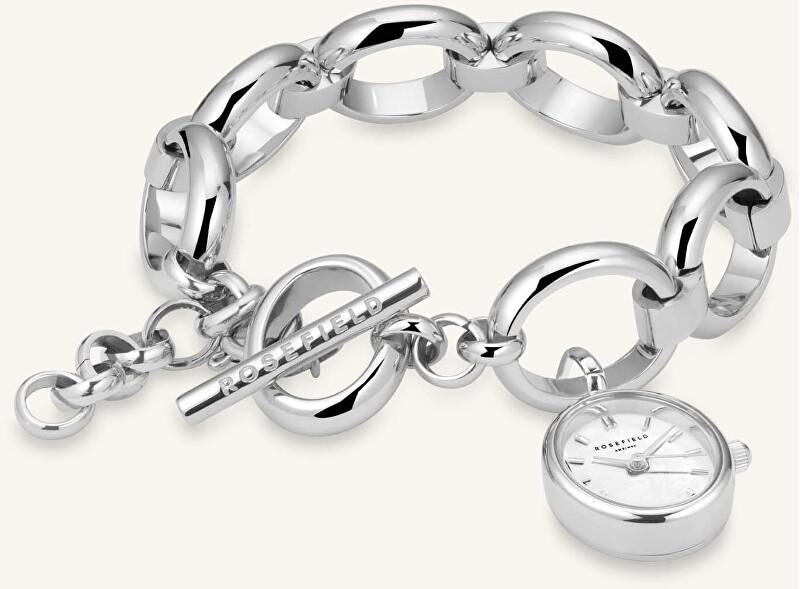 Rosefield Náramkové hodinky The Oval SWSSS-OV14