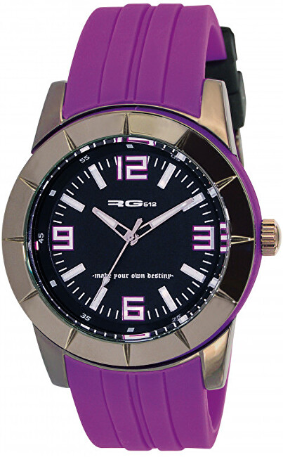RG512 Analogové hodinky G51039-015