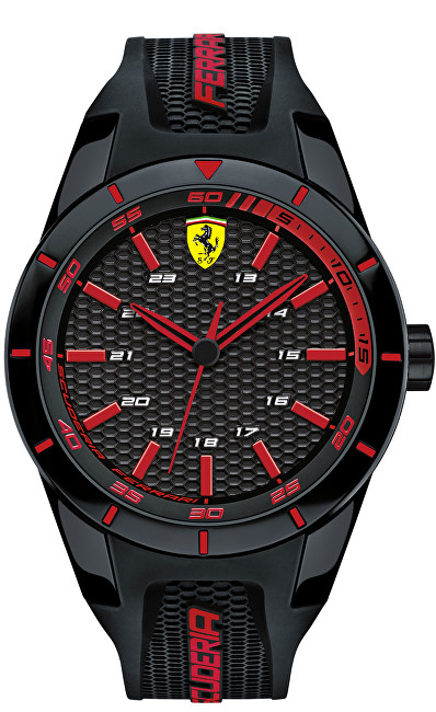 Scuderia Ferrari Red Rev 0830245