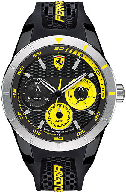 Scuderia Ferrari Red Rev 0830257