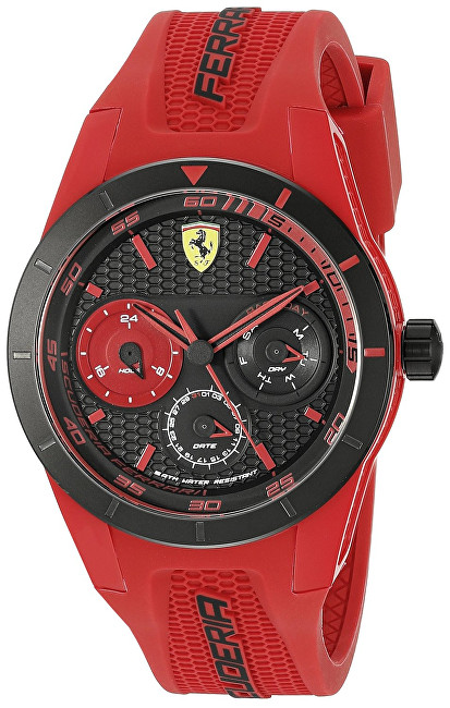Scuderia Ferrari Red Rev 0830258