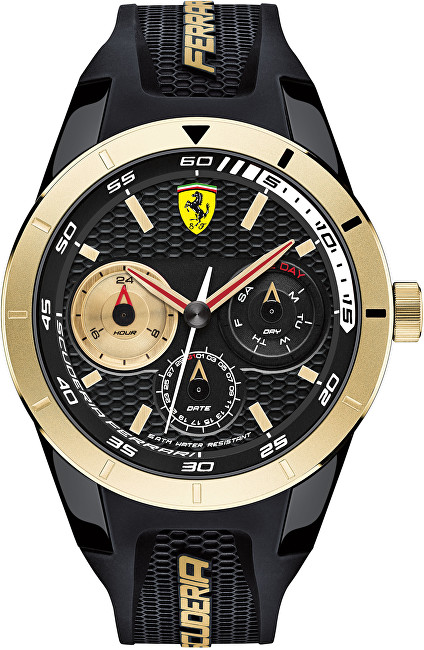 Scuderia Ferrari Red Rev 0830380