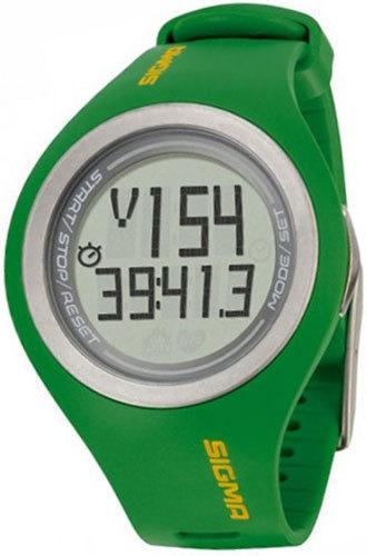 Sigma Sporttester PC 22.13 zelená