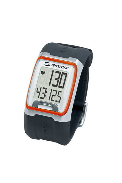 Sigma Sporttester PC 3.11 Black-Orange