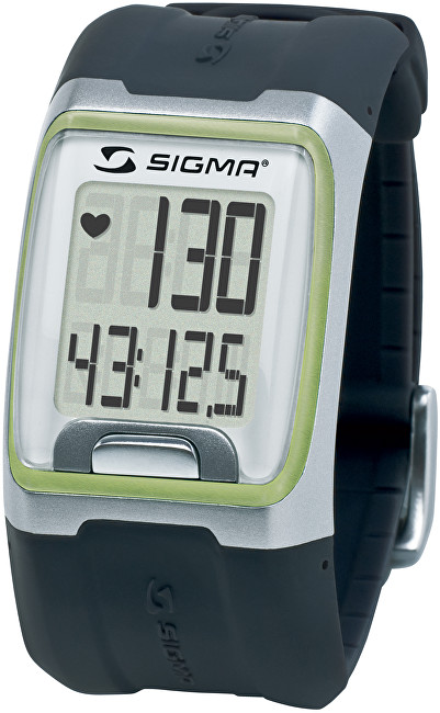 Sigma Sporttester PC 3.11 Green
