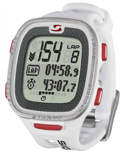 Sigma Sporttester PC 26.14 - White