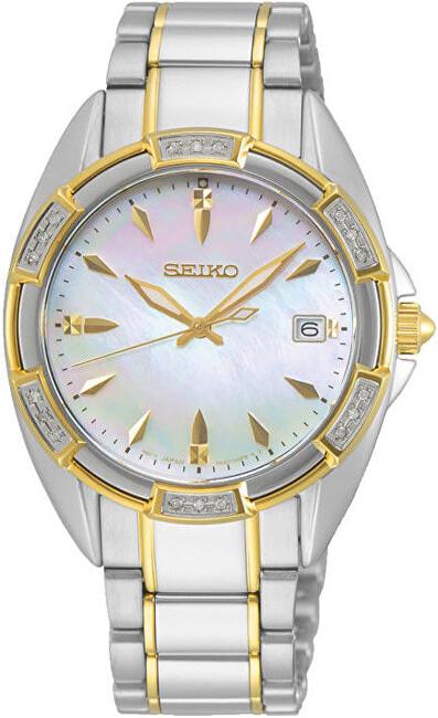 Seiko Quartz Diamonds SKK880P1