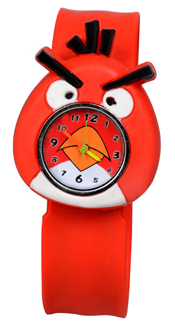 SiliconWay Slap Angry Birds - Red Bird