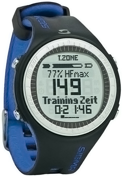 Sigma Sporttester PC 25.10 Blue II. jakost