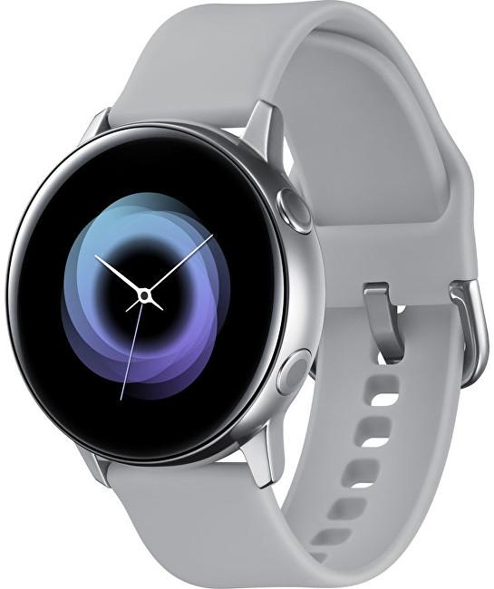 Samsung Galaxy Watch Active stříbrné