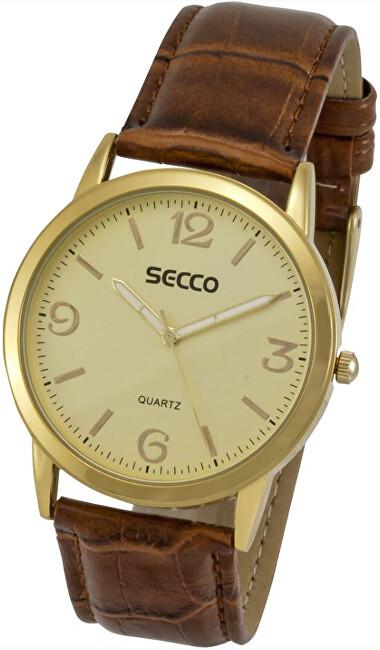 Secco Pánské analogové hodinky S A5002,1-162