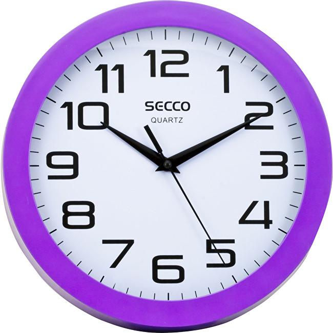 Secco Nástěnné hodiny S TS6018-67