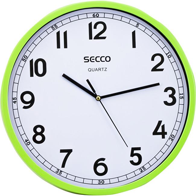 Secco Nástěnné hodiny S TS9108-37