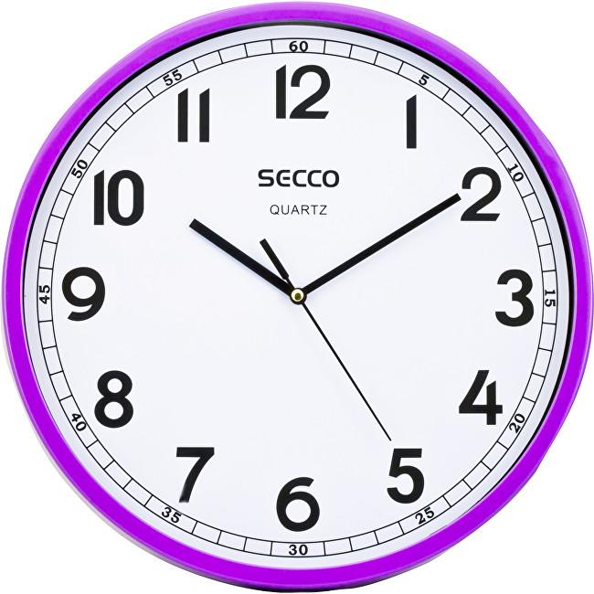 Secco Nástěnné hodiny S TS9108-67