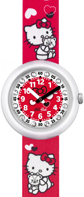 Swatch Hello Kitty ZFLNP014-STD
