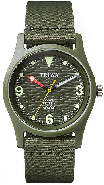 Triwa Ocean Plastic - Seaweed TFO101-CL150912