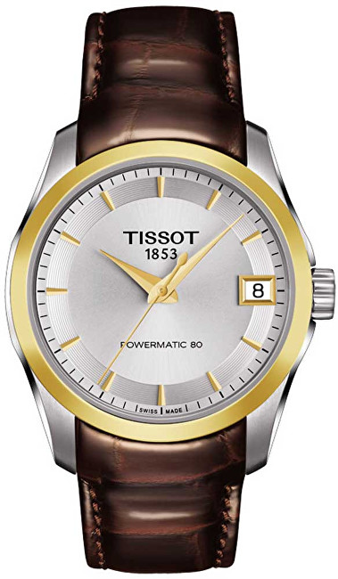 Tissot Couturier Automatic Powermatic 80 T0352072603100