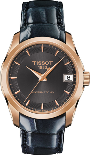 Tissot Couturier Automatic Powermatic 80 T0352073606100