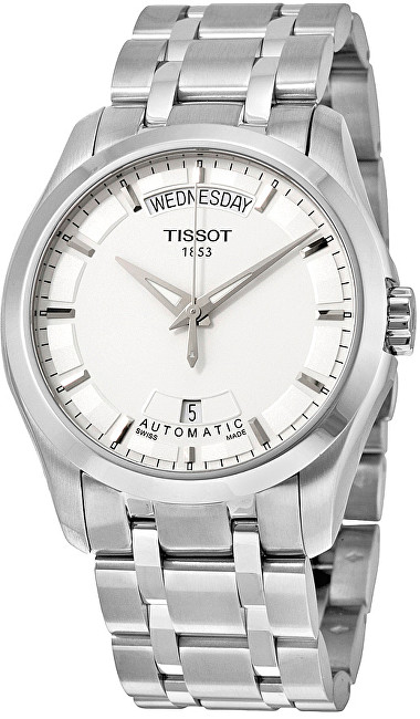 Tissot Couturier Automatic Powermatic 80 T0354071103101
