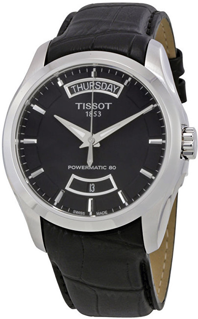Tissot Couturier Automatic Powermatic 80 T0354071605102