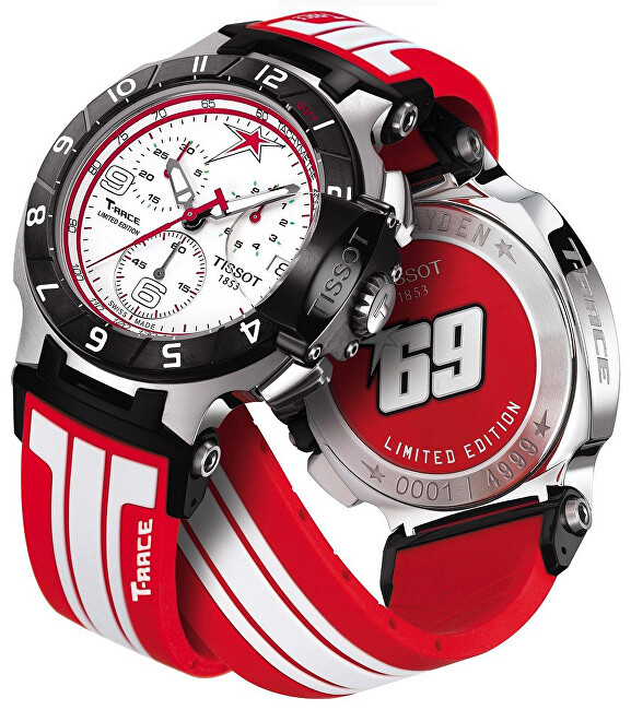 T-Race Limited Edition 2013 Nicky Hayden T048.417.27.017.00