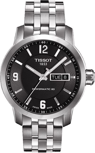 Tissot PRC 200 Powermatic 80 T055.430.11.057.00