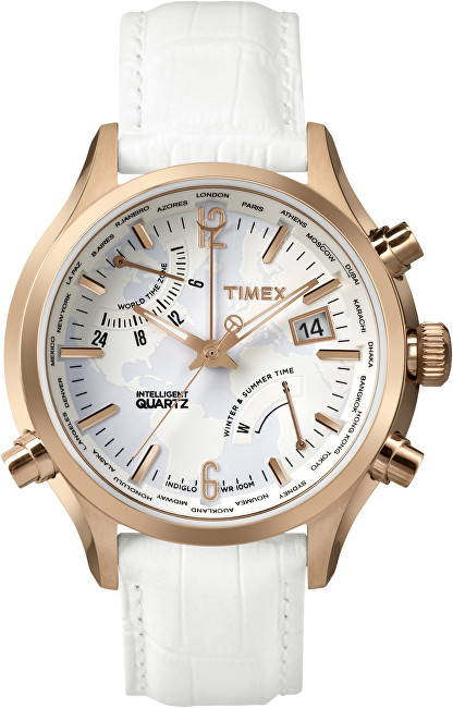 Timex Intelligent Quartz World Time TW2P87800