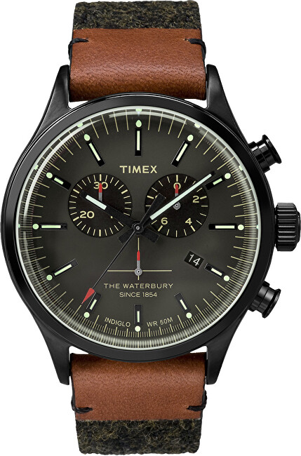 Timex Waterbury Chronograph TW2P95500