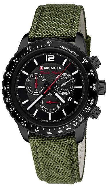 Wenger Roadster Chrono 01.0853.110