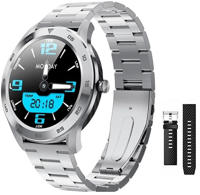 Wotchi Dárkový set Smartwatch WG98S + náhradní řemínek