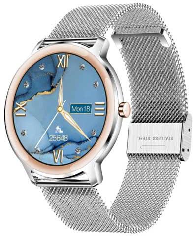 Wotchi Smartwatch W18SR - Silver