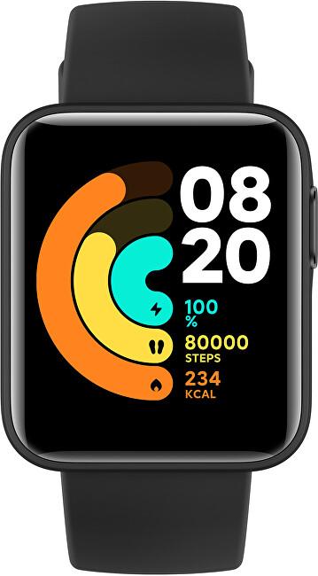 Xiaomi Xiaomi Mi Watch Lite chytré hodinky, Black