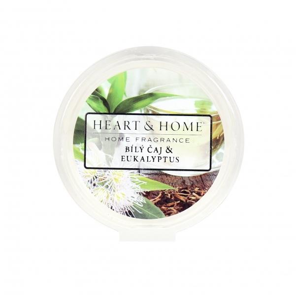 Albi Vonný vosk Bílý čaj & eukalyptus 26 g