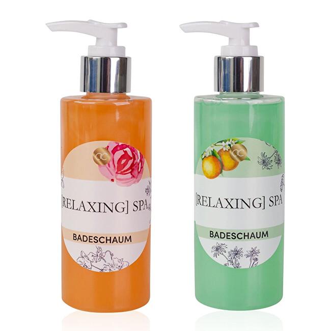 Accentra Sprchový gél Relaxing Spa (Bath & Shower Gel) 200 ml