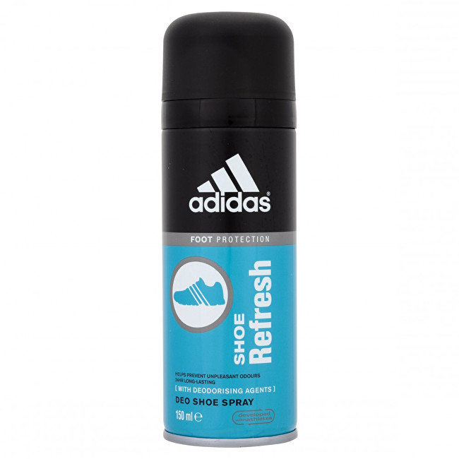 Adidas Osvěžující sprej do bot Shoe Refresh (Deo Spray Foot Protection) 150 ml