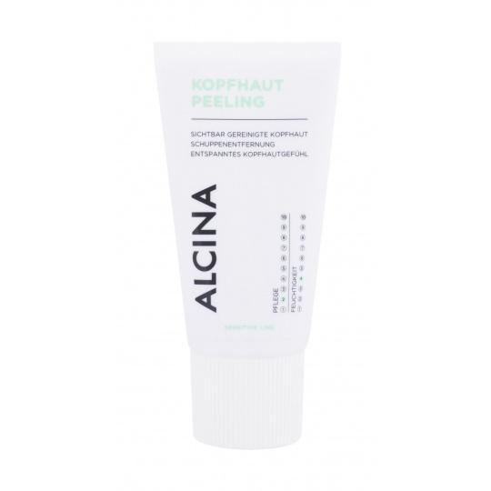 Alcina Vlasový peeling na citlivú pokožku hlavy ( Sensitiv e Scalp Scrub) 150 ml