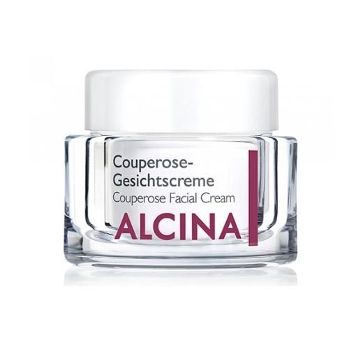 Alcina Posilňujúci krém na rozšírené a popraskané žilky (Couperose Facial Cream) 50 ml