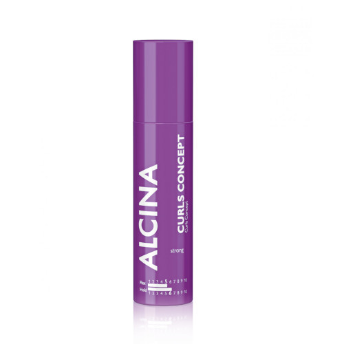 Alcina Styling ový gél na vlasy Strong ( Curl s Concept ) 100 ml