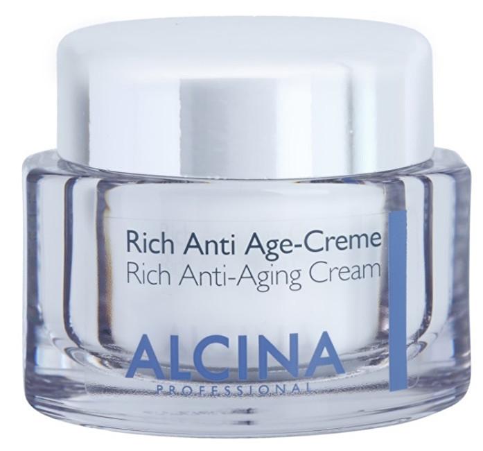Alcina Výživný krém proti starnutiu pleti (Rich Anti-Aging Cream) 50 ml