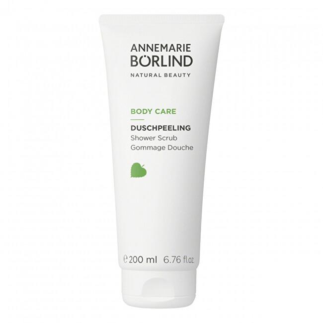 ANNEMARIE BORLIND Sprchový peeling BODY CARE (Shower Scrub) 200 ml