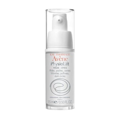 Avène Oční krém proti vráskám a stárnutí pleti PhysioLift (Wrinkles, Puffiness, Dark Circles) 15 ml