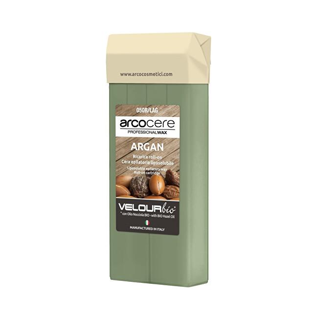 Arcocere Epilační vosk Professional Wax Argan Bio (Roll-On Cartidge) 100 ml