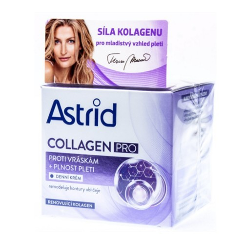 Astrid Denný krém proti vráskam Collagen Pro 50 ml