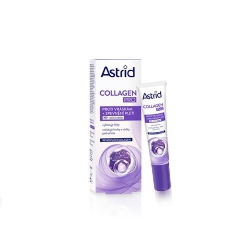 Astrid Očný krém proti vráskam Collagen Pro 15 ml