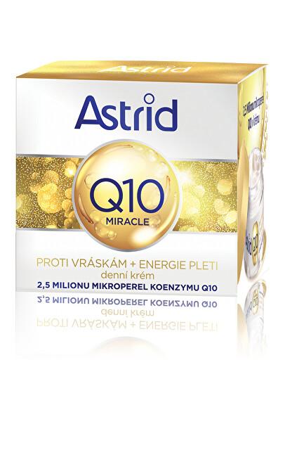 Astrid Q10 Miracle Denný krém proti vráskam 50 ml