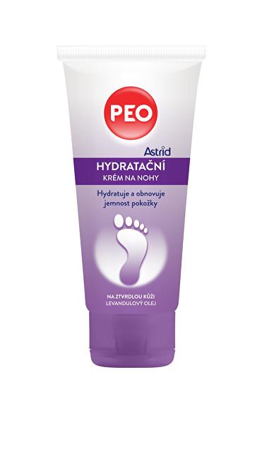 Astrid Hydratačný krém na nohy PEO 100 ml
