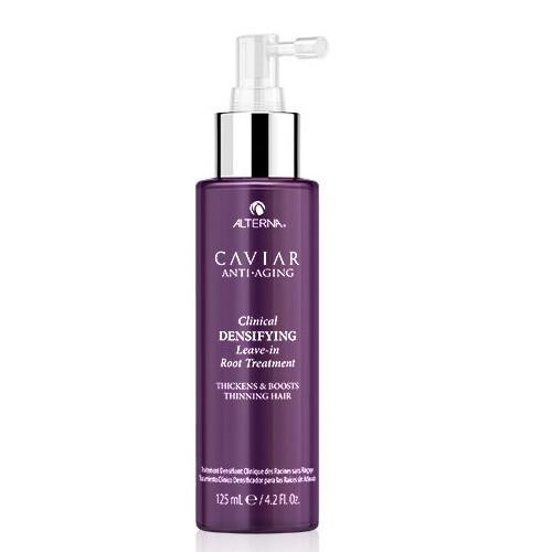 Alterna Sprej ke stimulaci a zklidnění pokožky hlavy Caviar Anti-Aging (Clinical Densifying Leave-in Root Treatment) 125 ml